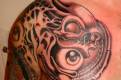 Tatouage divers