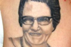 Tatouage de portrait