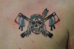 Tatouage Tribal AlainTattoo.fr