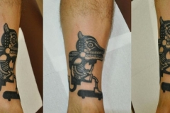 Tatouage Tribal AlainTattoo.fr